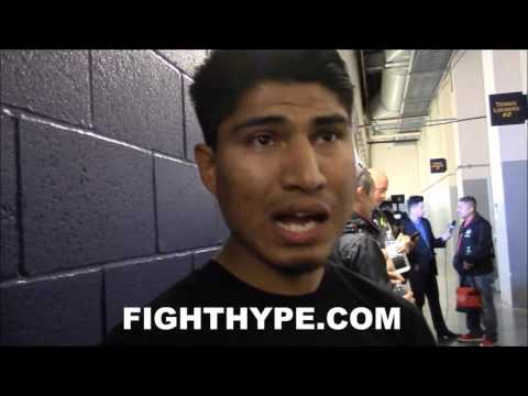 """MIKEY GARCIA BREAKS DOWN P4P RANKINGS; EXPLAINS WHY FLOYD MAYWEATHER IS """"THE BEST I'VE EVER SEEN"""""""