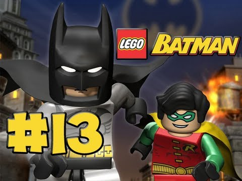 LEGO Batman - Episode 13 - Flight of the Bat (HD Gameplay Walkthrough)