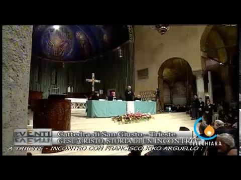CATTEDRA SAN GIUSTO - GESU CRISTO RISORTO: STORIA DI UN INCONTRO