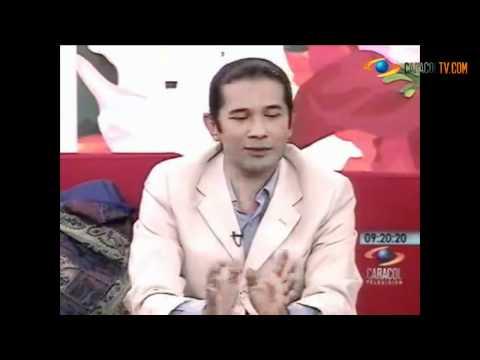 Reinaldo Dos Santos - Habla de Extraterrestres y Colombia