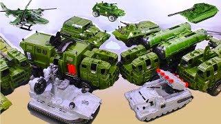 Большие военные машинки Нордпласт