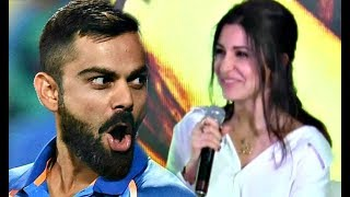 Anushka Sharma Funny Reply To Reporter When Asked About Virat Kohli