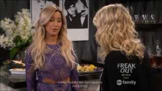 (FULL) Ashley Tisdale on the EPISODE 3 of Young & Hungry Season 2