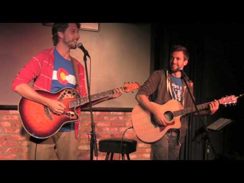 Taylor Swift Mashup One Minute LIVE featuring Chad Neidt and Brian O'Sullivan