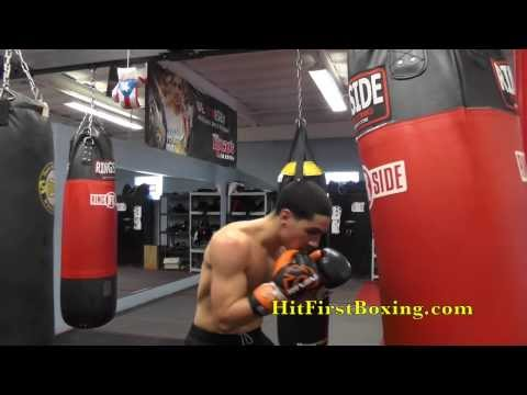 Danny Garcia Open Workout Highlights For 3/15 Fight