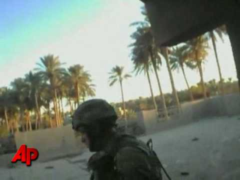 Video of Reported 'Friendly Fire' Soldier Deaths