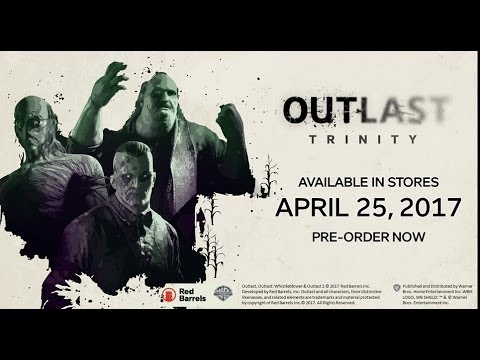 Outlast Trinity - Trailer