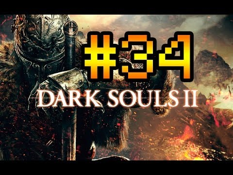 Прохождение Dark Souls 2 #34 [Босс №15: Алчный демон!]