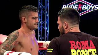 "Mix Fight 33 - Jose Leon Roma vs Razmik ""El Caballero"" Ghulinyan"