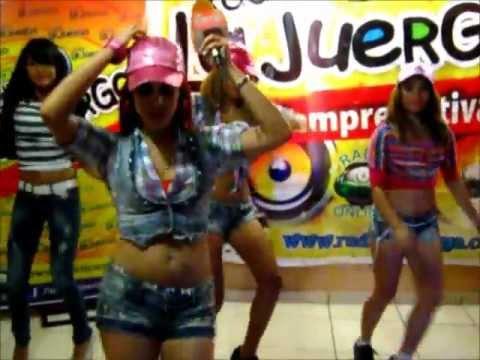 Las Wachiturras - El Chuculun ( En Radio La Juerga )
