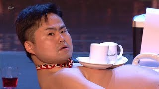 Download Lagu Britain's Got Talent 2018 Mr Uekusa Indescribable Variety Act Full Audition S12E01 Gratis STAFABAND