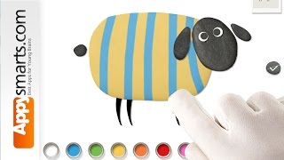 Crafts Games for Kids - make funny animals and insects [iPad,iPhone,Android]