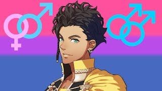 Claude is Bisexual (Fire Emblem: Three Houses)