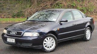 1998 Audi A4 Auto Sedan $1 RESERVE!!! $Cash4Cars$Cash4Cars$ ** SOLD **