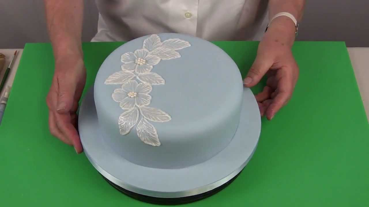 How To Make A Patchwork Cake