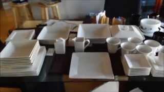 (7.71 MB) 10 Strawberry Street 45 pc china set, unboxing Mp3