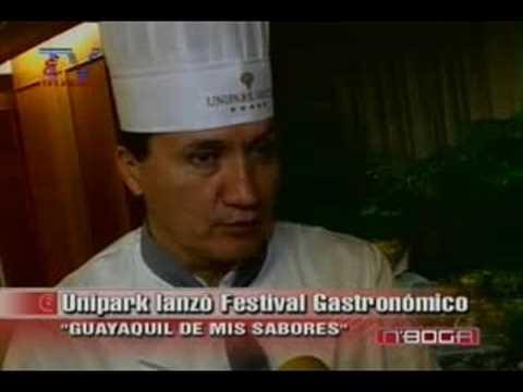 Unipark lanzó Festival Gastronómico