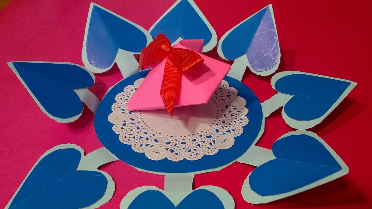 Подарки для дедушки из бумаги