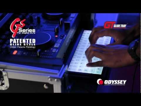 Denon DN-MC3000 / Denon DN-MC6000 DJ Controller Flight Ready® Cases by Odyssey