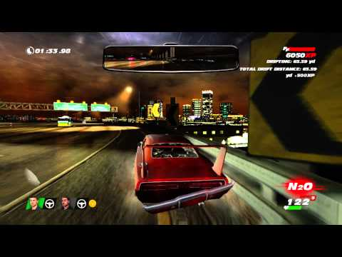 Fast & Furious: Showdown. XBOX 360. HD 1080p