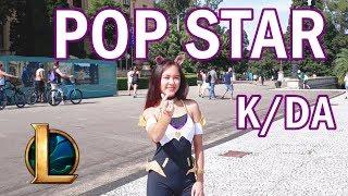 [KPOP IN PUBLIC] K/DA - POP/STARS 'League of Legends' - DANCE COVER