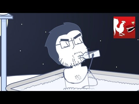 Gus The Destroyer - Rooster Teeth Animated Adventures 4K