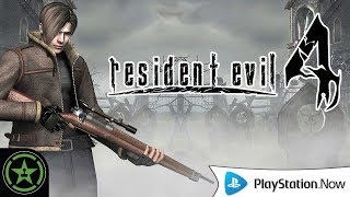 Let's Play on PlayStation Now: Resident Evil 4