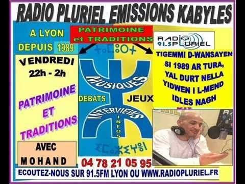 Makhlouf, Yacine Yefsah et Ait Mourad invités de Radio Pluriel