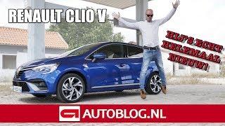 Renault Clio V (2019) rijtest