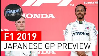 JAPANESE GRAND PRIX: RACE PREVIEW