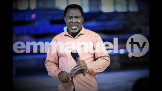 "SCOAN 13/05/18: ""The DANGERS of DESPERATION"" - TB Joshua 