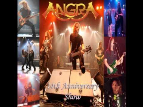 Angra + Kai Hansen I want out Live 2005