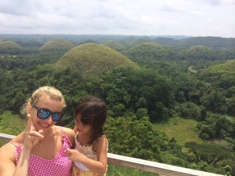 Chocolate Hills Bohol Countryside Tour by HourPhilippines.com