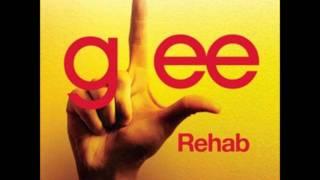 Watch Glee Cast Rehab video