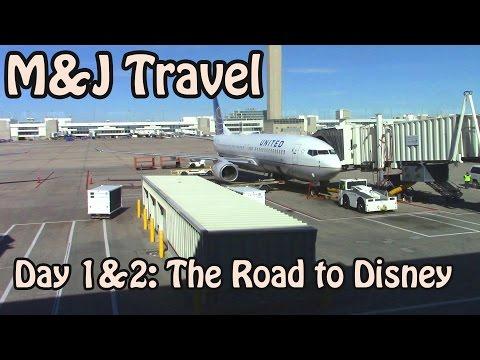 Walt Disney World & Florida Holiday 2015 - Day 01&02 - Arrival & Disney Springs!