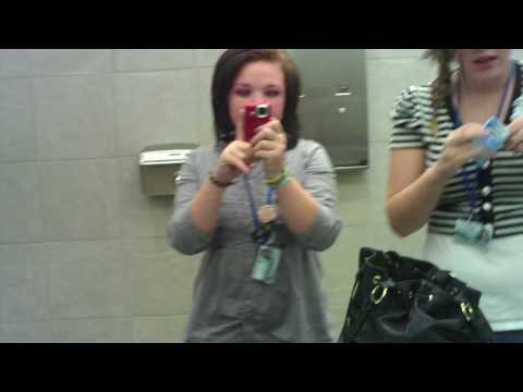 attack of the ninja hand dryer!!!! Video