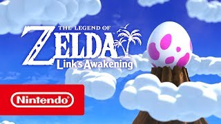 The Legend of Zelda: Link's Awakening - E3 2019 Trailer (Nintendo Switch)