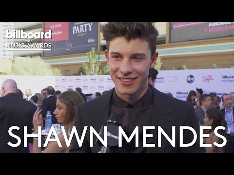 Shawn Mendes at the Billboard Music Awards 2016 Red Carpet