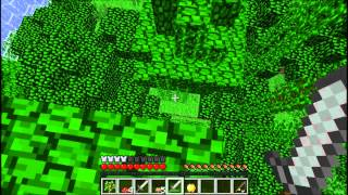 Minecraft Hunger Games V2 - Ep.4 w/FuzzyBubbles & Mrdiamond47
