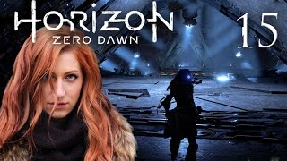 Horizon Zero Dawn #15 - Brutstätte SIGMA ◆ Let's Play