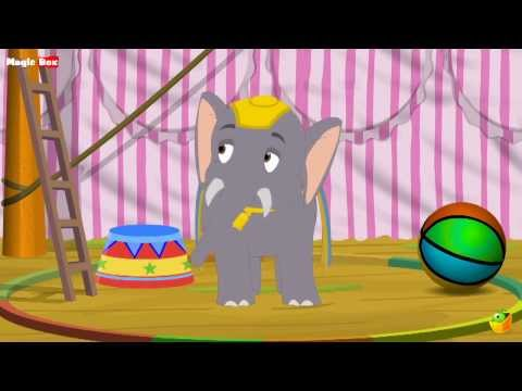 Animals Compiled Telugu Nursery Rhymes - Bala Anandam - Cartoon And Animated Rhymes For Kids video