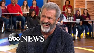 Mel Gibson hints at possible fifth