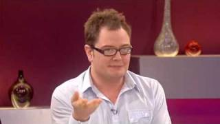 Loose Women│Alan Carr Interview│11th February 2010