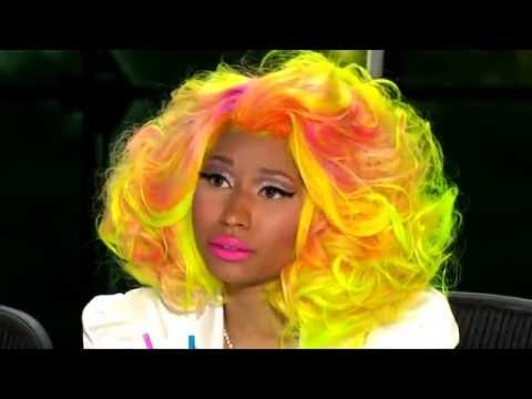 Filipino Wows Nicki Minaj - AMERICAN IDOL SEASON 12