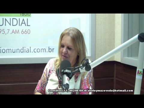 Brasil Cigano,Cigana Shirley de Azevedo,Radio Mundial,14-10-2015