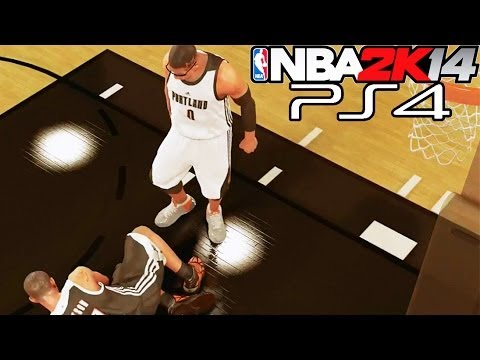 PS4 NBA 2K14 MyCAREER: Fighting With Earl Watson In Practice-Getting Suspended - Playstation 4