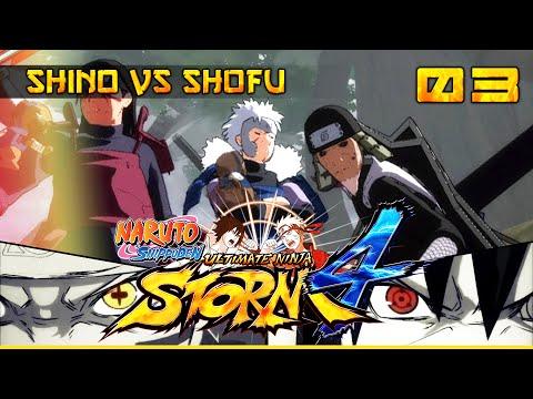 Shino VS Shofu | Dead Nxggas On The Rise | Naruto Shippuden: Ultimate Ninja Storm thumbnail