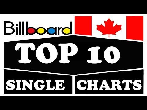 Billboard Hot 100 Single Charts (CAN)   Top 10   July 22, 2017   ChartExpress