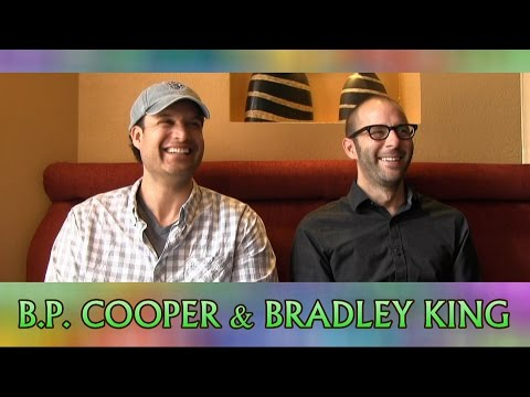 Con Men Interviews: Bradley King & B.P. Cooper - Writers Of Time Lapse