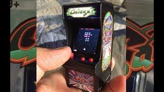 Tiny Arcade Galaga demo